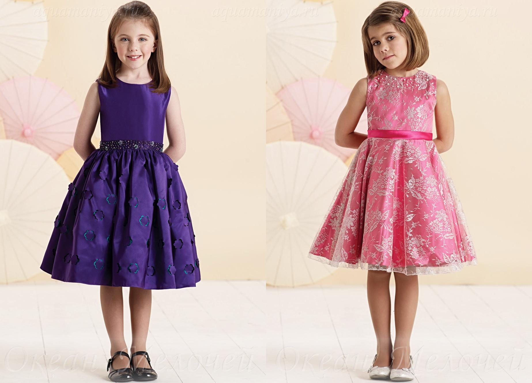 Каталоги платьев на подростков