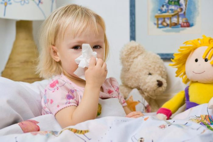 Простуда лечение в домашних условиях у детей