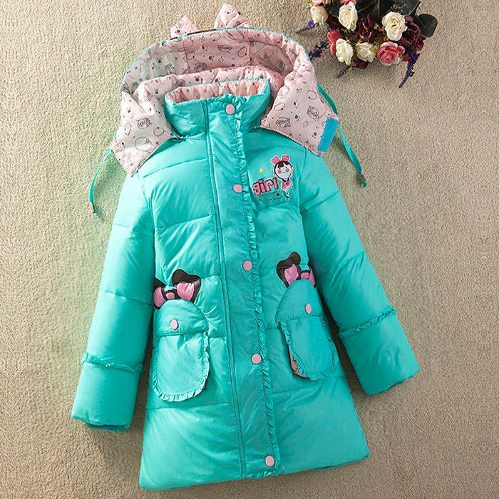 Детская Зимняя Куртка Купить