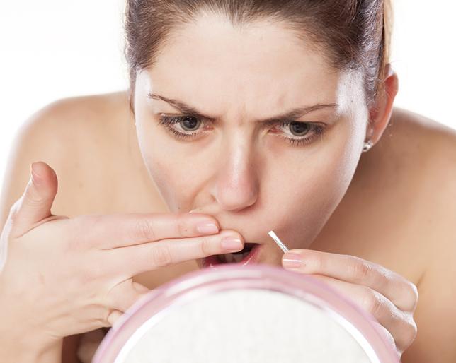 Волосы на лице у женщин убрать в домашних условиях 965