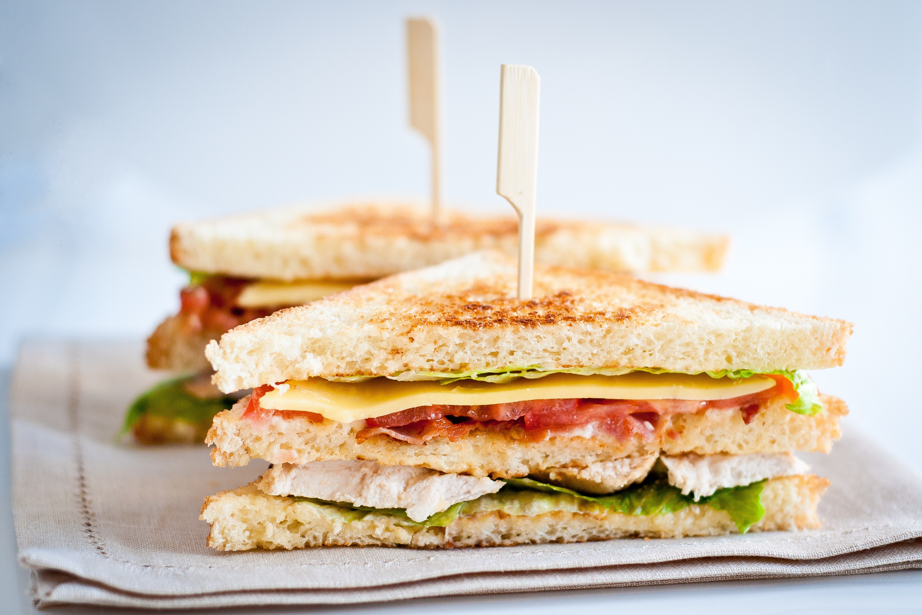Рецепт сэндвичей с курицей