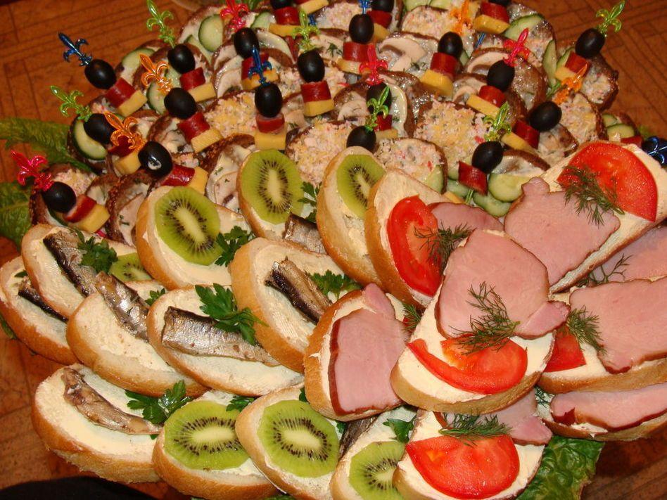 Что быстро приготовить на праздник рецепты