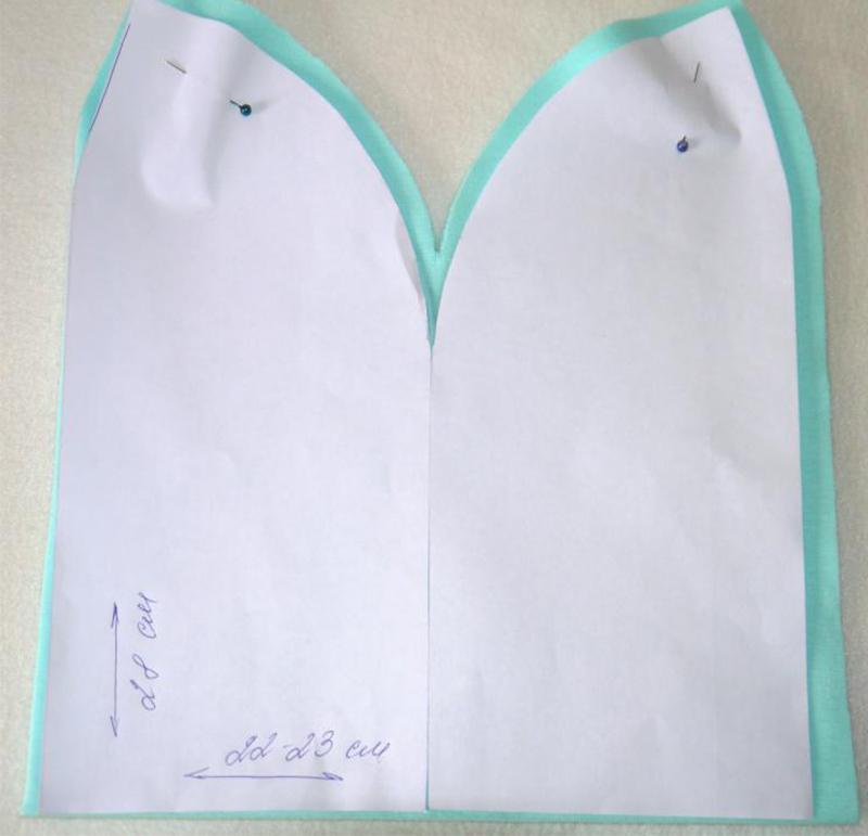 Шапка-носок своими руками