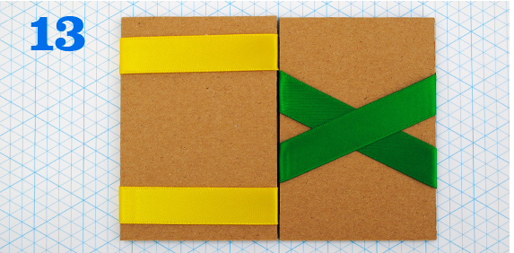 волшебный кошелек из бумаги оригами