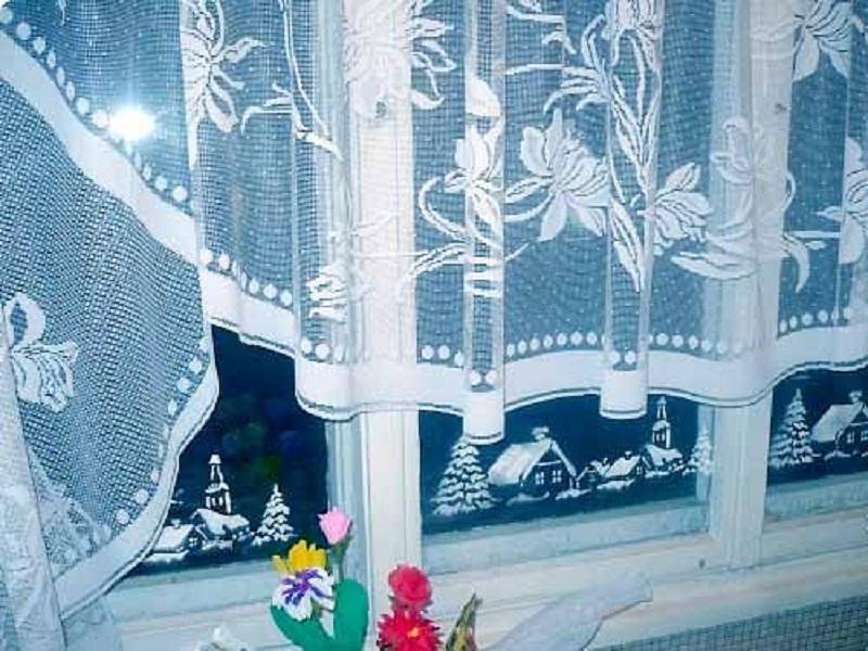 Как нарисовать на окнах новогодние рисунки? Новогодние рисунки на окнах зубной пастой, красками, гуашью, из бумаги