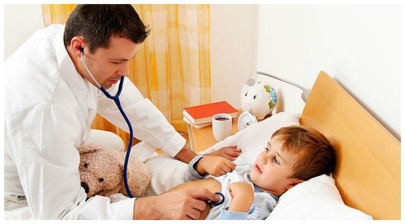 Оказание экстренной доврачебной помощи детям в критических неотложных ситуациях на дому на догоспитальном этапе