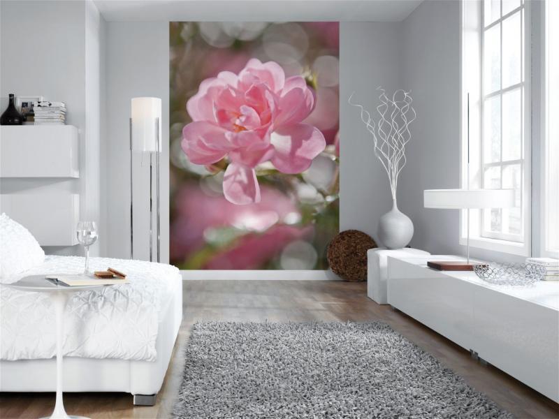 Дизайн интерьера спальни `Птица счастья` (18,4 кв.м)