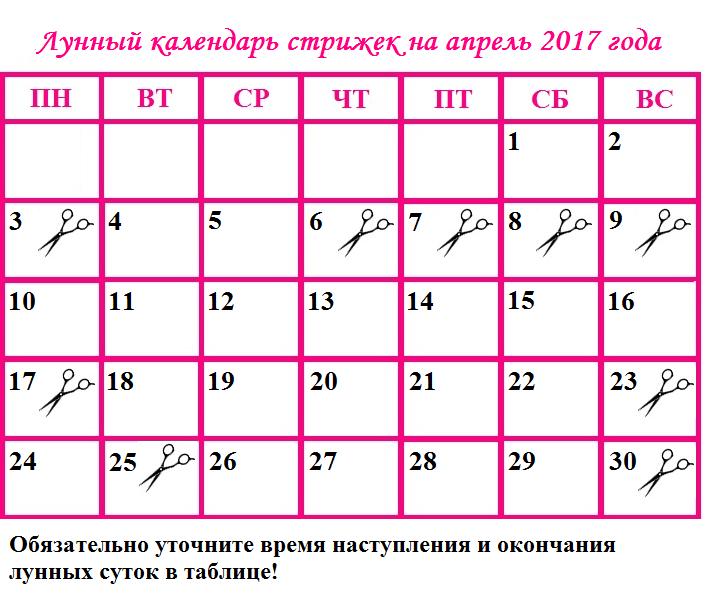 Лунный календарь на июнь по часам