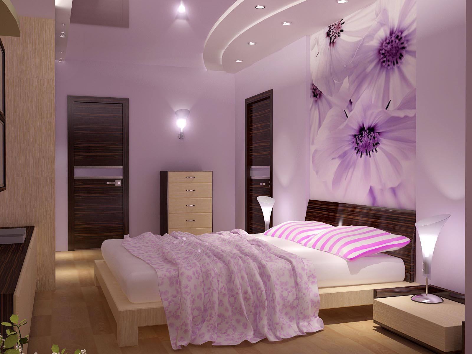 Ремонт спальни 9-12 кв. м. своими руками в хрущевке