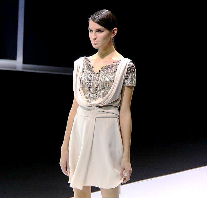 Короткое платье юдашкин