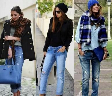 Модные Джинсы Зима 2015