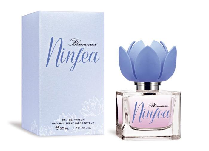 Blumarine Ninfea - парфюм для романтичных женщин