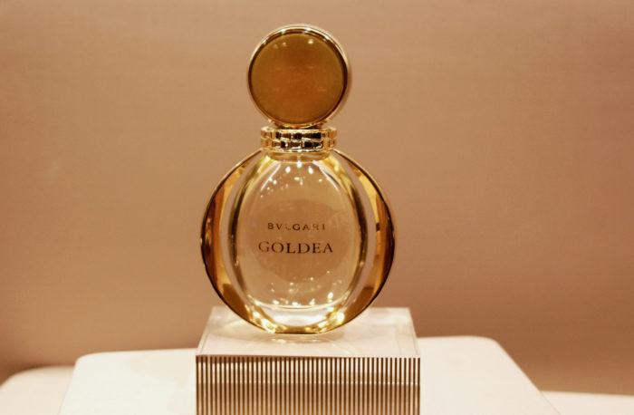 Goldea - компания Bvlgari
