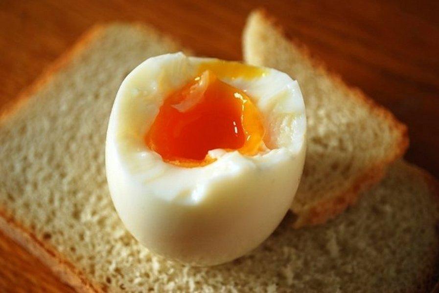Яйцо в мешочке рецепт с пошаговым для начинающих схема