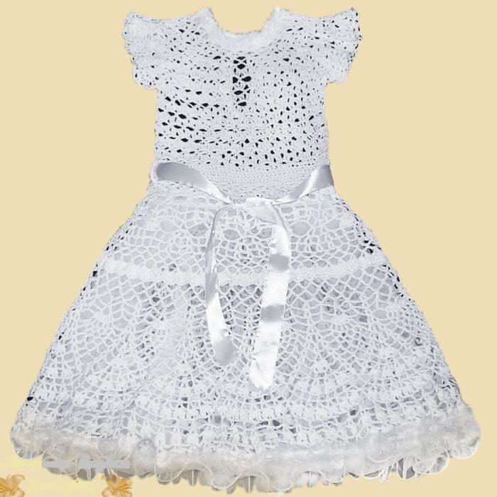 Платье своими руками девочки крючок фото 336