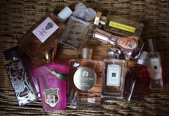 Весенне-летний парфюм
