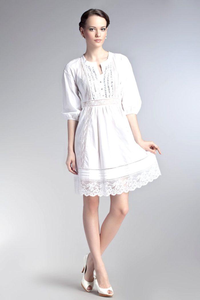 Ла мода летнее платье