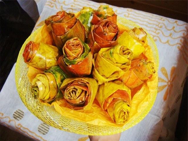 «Осенний» букет