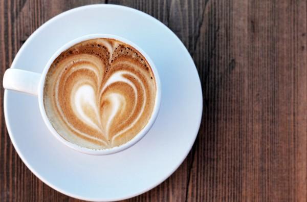 фото кофе с рисунком