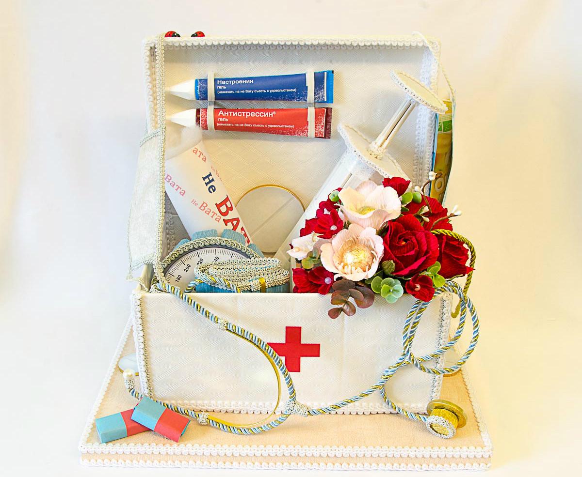 Подарки для врача-женщины