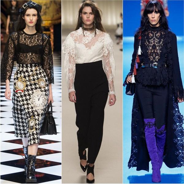 Какие Блузки В Моде 2017 В Уфе