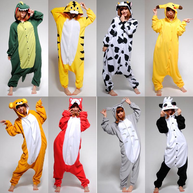 Пижама комбинезон в виде животных Кигуруми 5dc0e9e21354a
