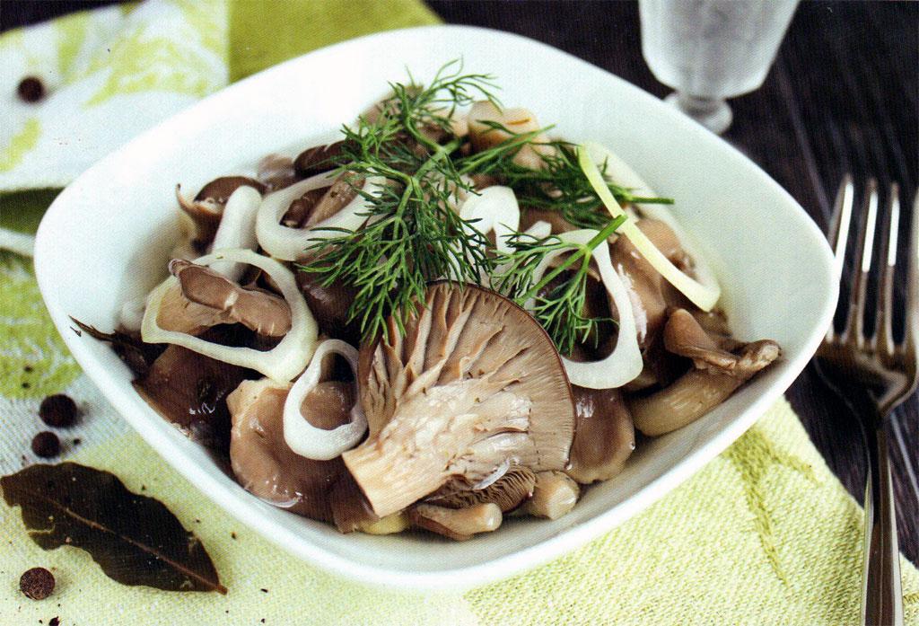 Рецепты маринованных блюд 4