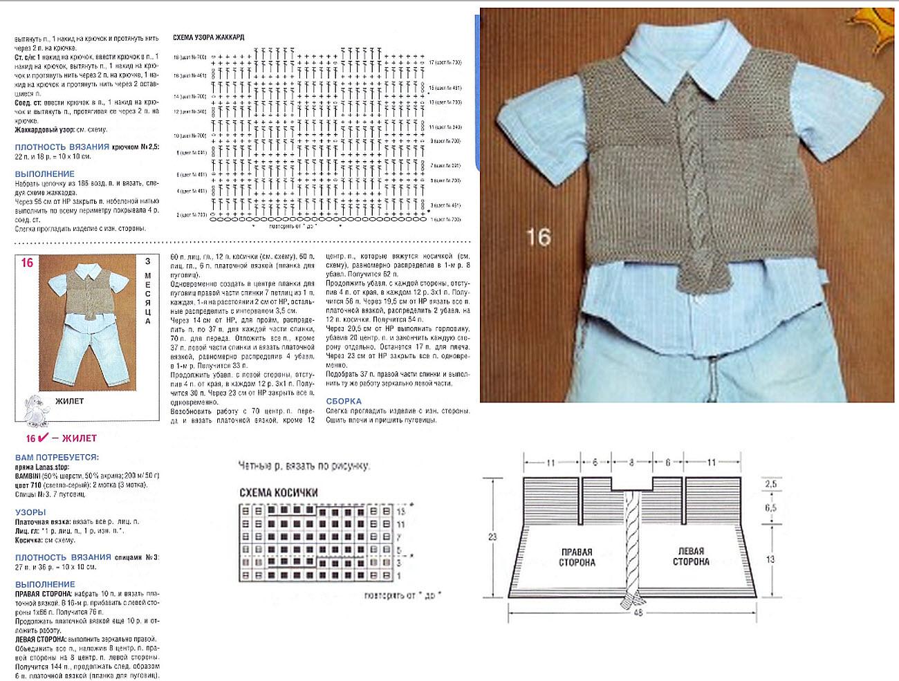 Узоры вязания спицами : видео, схемы, описание 85