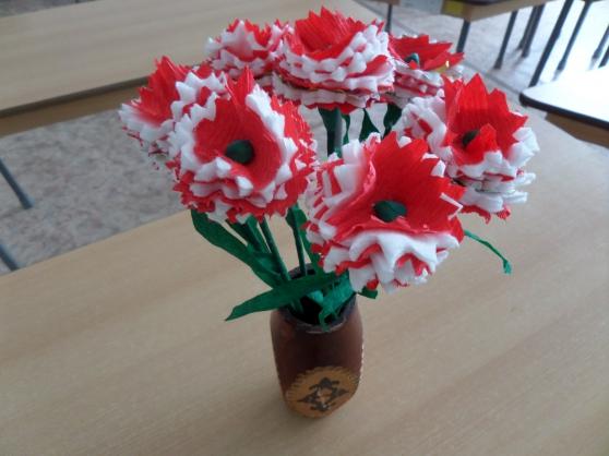 Цветы, букеты и топиарий из ватных дисков своими руками: фото. Как сделать розу, каллы, подснежники, ромашки, лилии, нарциссы, т