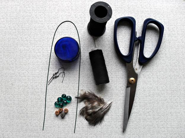 Что нужно для изготовления сережек в домашних условиях