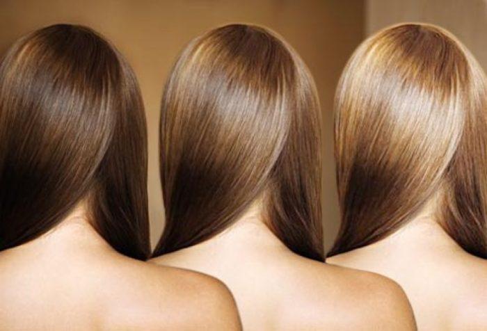 Осветление волос кока колой