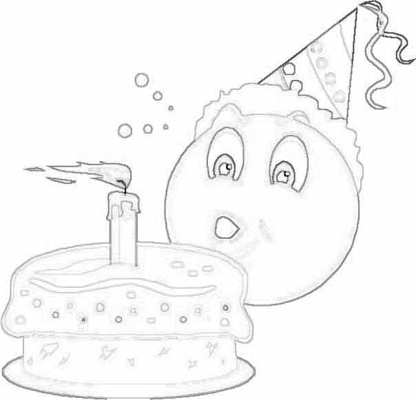 картинки с днем рождения нарисовать