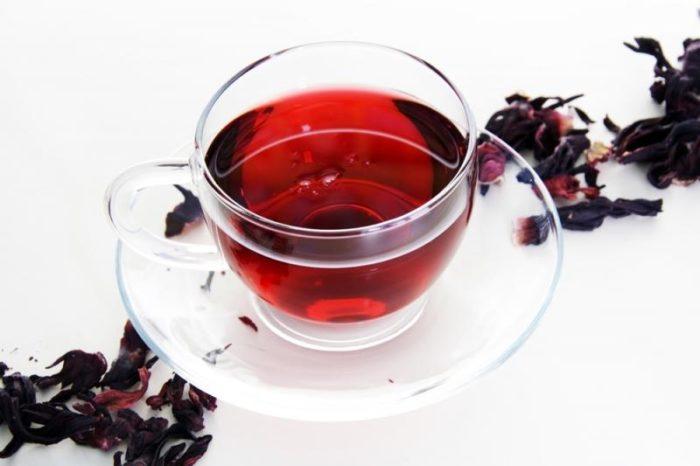 Каркаде чай вкус