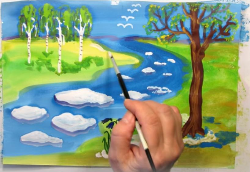 265Красивые рисованные картинки карандашом легкие и красивые