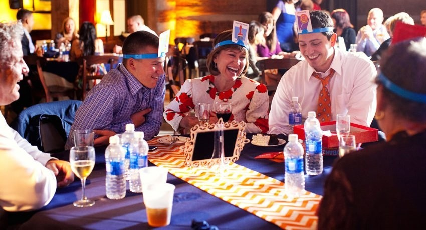 Конкурсы за столом на юбилей 30 лет мужчине