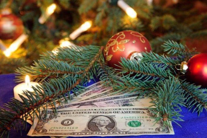 Чтоб деньги водились на новый год