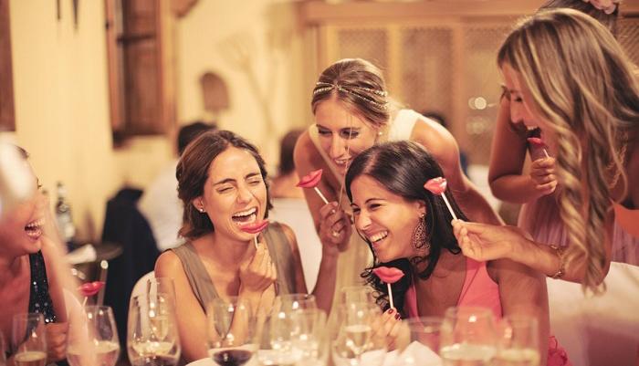 Игры за столом на свадьбу