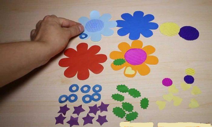 Развивающие игры для детей 3 лет своими руками фото