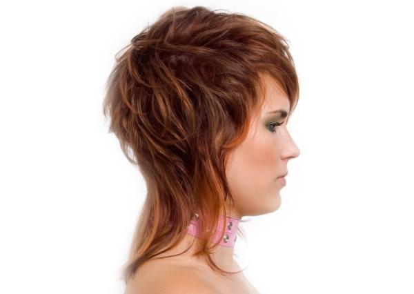 прически на средние волосы названия