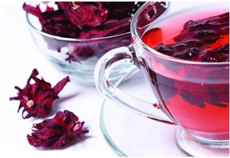 Гибискус чай полезные свойств