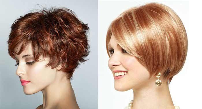 Стрижка боб 2017-2018 для тонких волос