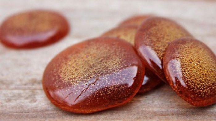 рецепт конфет карамель в домашних условиях