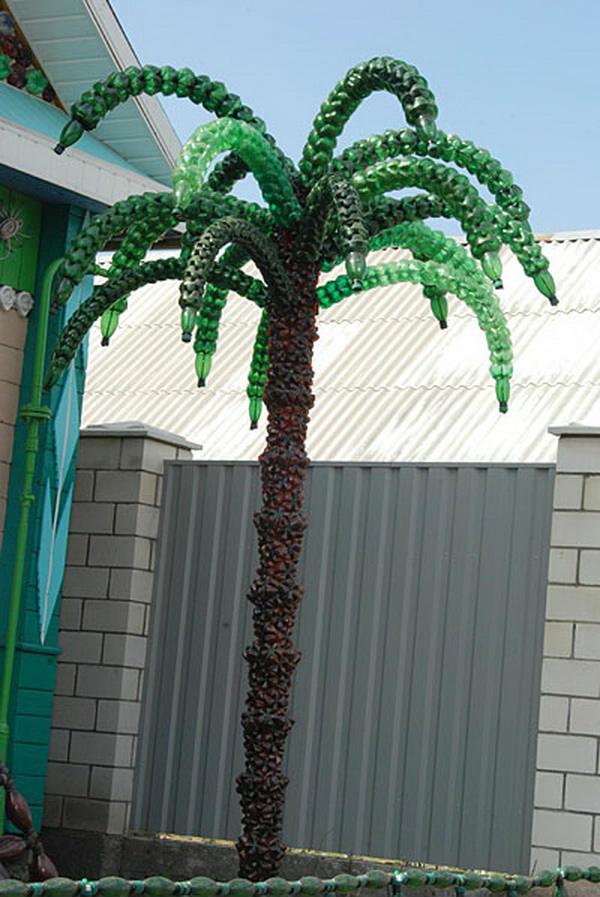 Пальма своими руками на даче