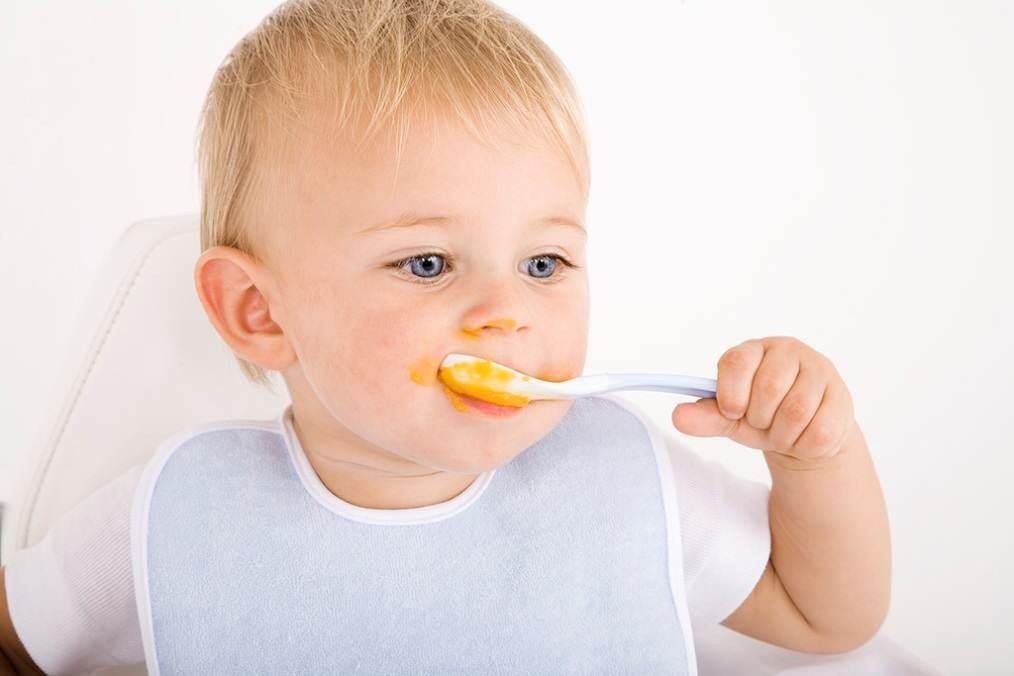 с какого возраста можно давать белок яичный