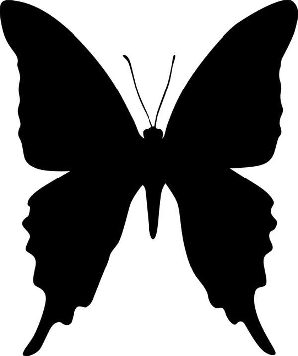Скачать Шаблоны Бабочек - фото 11