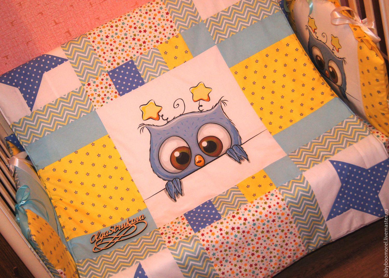 Шьем лоскутное одеяло своими руками 11