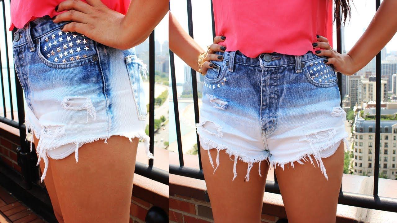 Как сделать крутые шорты
