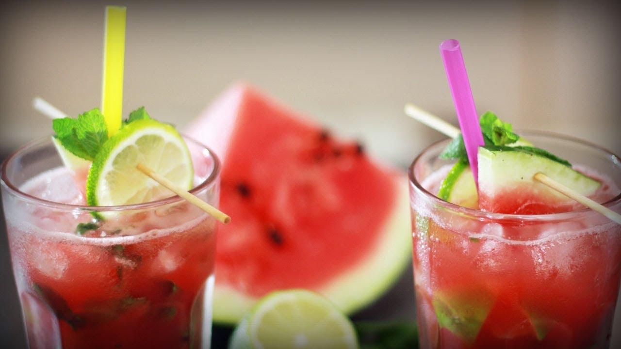 Как сделать безалкогольный коктейль мохито 247