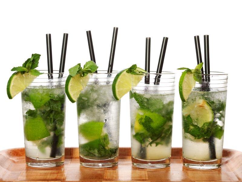 Как сделать безалкогольный коктейль мохито 208