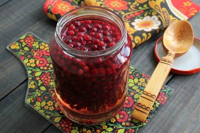 Брусника как сделать чтобы сохранить витамины 961